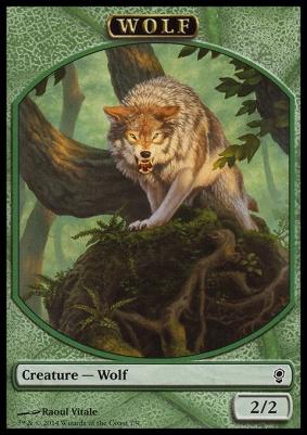 Conspiracy: Wolf Token