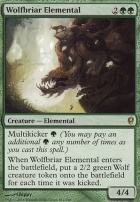 Conspiracy: Wolfbriar Elemental