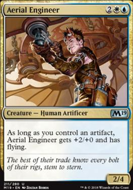 Core Set 2019: Aerial Engineer