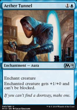 Core Set 2019: Aether Tunnel