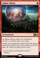Core Set 2019: Alpine Moon