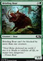 Core Set 2019: Bristling Boar