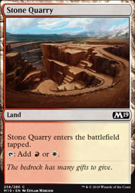 Core Set 2019 Foil: Stone Quarry
