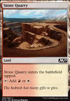 Core Set 2019: Stone Quarry