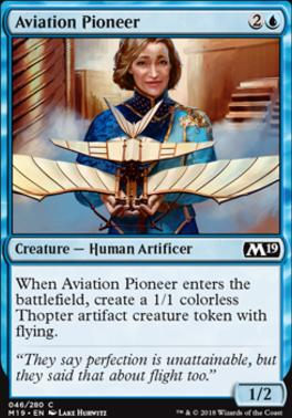 Core Set 2019: Aviation Pioneer