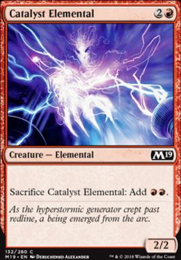 Core Set 2019: Catalyst Elemental