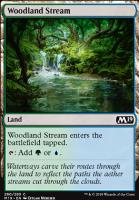 Core Set 2019 Foil: Woodland Stream