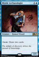 Core Set 2019: Mystic Archaeologist