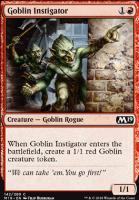 Core Set 2019: Goblin Instigator