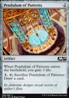 Core Set 2019: Pendulum of Patterns (Planeswalker Deck)