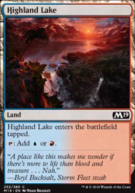 Core Set 2019: Highland Lake