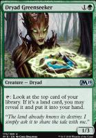 Core Set 2019: Dryad Greenseeker