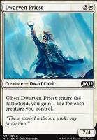 Core Set 2019: Dwarven Priest