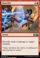 Core Set 2019: Electrify
