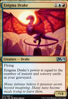 Core Set 2019: Enigma Drake