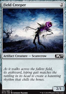 Core Set 2019 Foil: Field Creeper