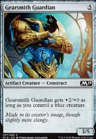 Core Set 2019: Gearsmith Guardian