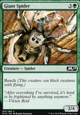 Core Set 2019: Giant Spider