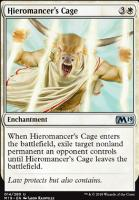 Core Set 2019: Hieromancer's Cage