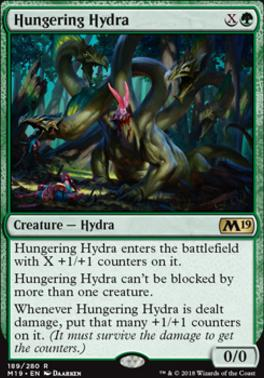 Core Set 2019: Hungering Hydra