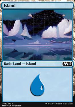 Core Set 2019: Island (266 B)