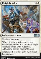 Core Set 2019: Knightly Valor