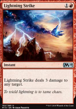 Core Set 2019: Lightning Strike