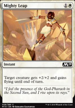 Core Set 2019: Mighty Leap