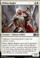 Core Set 2019: Militia Bugler