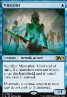 Core Set 2019: Mistcaller