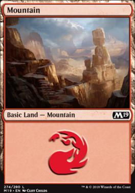 Core Set 2019: Mountain (274 B)
