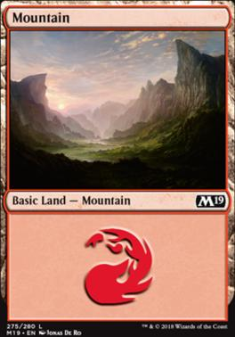 Core Set 2019: Mountain (275 C)