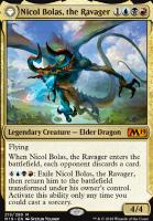 Core Set 2019: Nicol Bolas, the Ravager