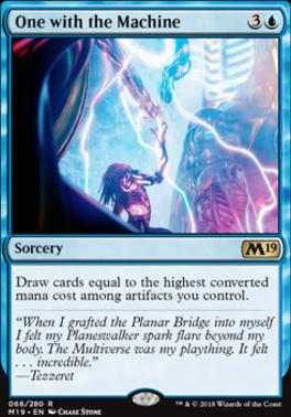 Core Set 2019: One with the Machine