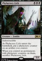 Core Set 2019: Phylactery Lich