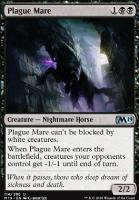 Core Set 2019: Plague Mare