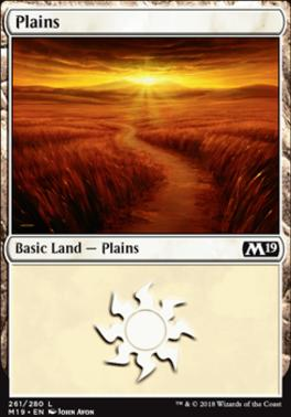 Core Set 2019: Plains (261 A)