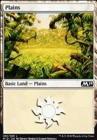 Core Set 2019: Plains (262 B)