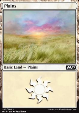 Core Set 2019: Plains (263 C)