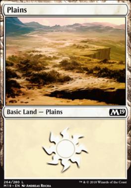 Core Set 2019: Plains (264 D)