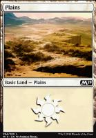 Core Set 2019: Plains (264 D)