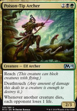 Core Set 2019: Poison-Tip Archer