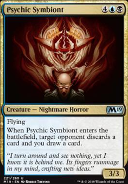 Core Set 2019: Psychic Symbiont