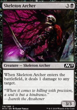 Core Set 2019: Skeleton Archer