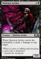 Core Set 2019: Skeleton Archer