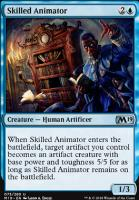 Core Set 2019: Skilled Animator