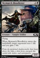 Core Set 2019 Foil: Skymarch Bloodletter