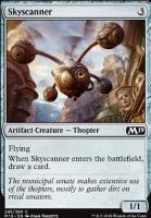Core Set 2019 Foil: Skyscanner