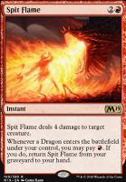Core Set 2019: Spit Flame