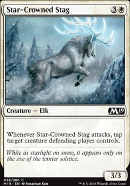 Core Set 2019: Star-Crowned Stag